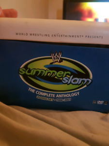 Wwe summerslam collection