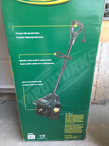 Yardworks 8A 12-in Electric Snow Shovel
