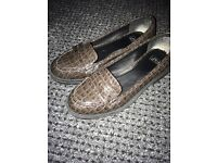 LOAFERS, ladies uk size 4