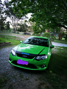 Ford FG Falcon XR6 Tamworth Tamworth City Preview