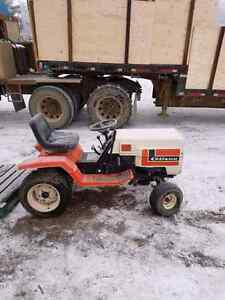 16 HP Gilson lawn tractor