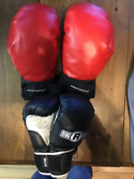 Two Pairs of NEW Boxing Gloves