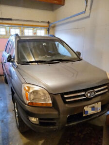 Kia Sportage 2008 for sale by owner