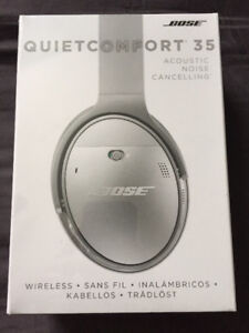 Bose QC 35 Wireless Noise Cancelling Headphones BRAND NEW/SEALED