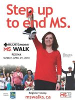 Step up to end MS!