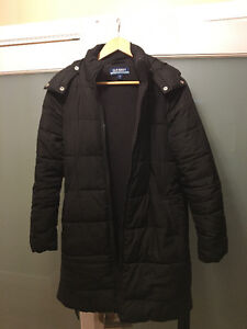 Old Navy Maternity Winter Coat - Black - XS but fits size 4-6