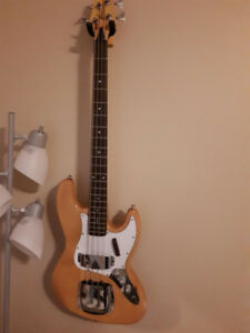 Jazz Bass For Sale