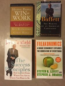 FREAKONOMICS and 3 other books available