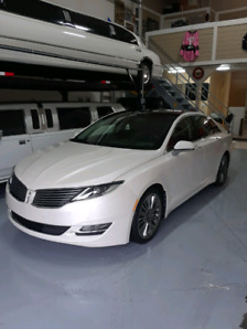 Lincoln mkz 3.7 l. AWD blanc perle full load 19500