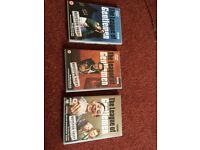 Series 1, 2, and 3 the league of Gentlemen