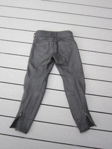 New with tags Pagnol leather motorcycle pants