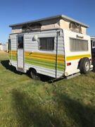 1980 Viscount Grand Tourer Caravan Garfield Cardinia Area Preview