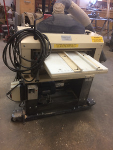 Woodmaster 718 All; In One 3 Sided Moulder