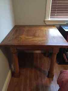 West Art Furniture Square Dining Table