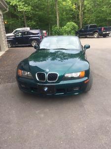 1997 BMW M Roadster & Coupe Coupé (2 portes) 15000$ négo