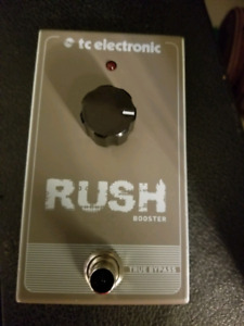 Rush Booster Pedal
