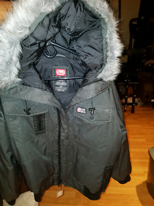 New ecko winter jacket