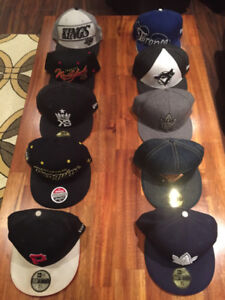 Fitted hats: 7 3/8 - 7 5/8 - Mint As Is