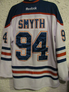 Ryan Smith Oilers Jersey