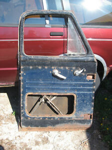 Western pair of doors for 1953-55 Ford pickup, sell or trade London Ontario image 4
