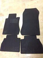 Mercedes w211 rubber mats e320 e350 e500 e550 e55 e63