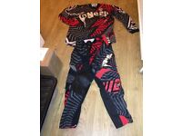 Motocross pants top