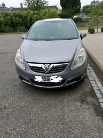 Vauxhall Corsa Breeze 1.4 40,000 miles