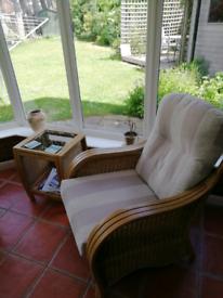 Brand new conservatory furniture