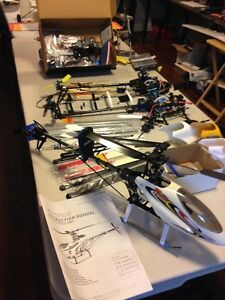 ALIGN T-REX 450 R/C Helicopters