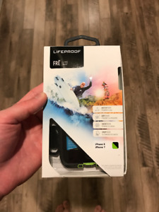 Lifeproof Fre case for iPhone 7 and Iphone 8.  BRAND NEW