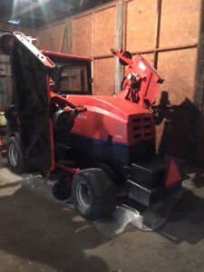 4WD Jacobsen HR9016 Wide Area Rotary Mower