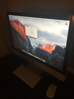 iMac 27 2,93 GHz Intel Core i7 mi-2010