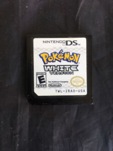 Pokemon White (DS)