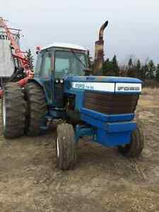 1983 TW30 Ford Tractor