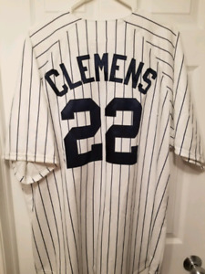 Roger Clemens Jersy 2XL