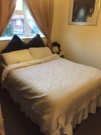 Double room, single occupancy