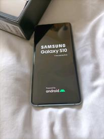 Samsung s10 white