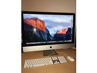 """27"""" Apple iMac (Mid 2011) i5, 16GB, 1TB"""