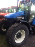 Ford new holland ts 110