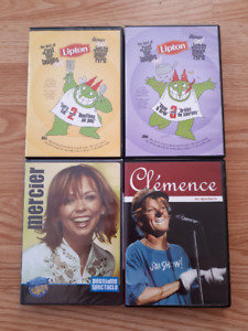 Lot de 18 Divers DVD, Dois Partir Raison Demenagement