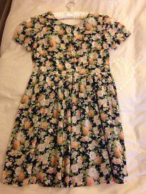 Oasis dress size 10/12