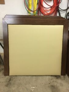 "Queen Head Board 54"" Tall NEED TO GO"