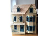 Handcrafted Dolls House