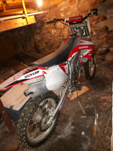 Crf450r 02-08 Parts or Project