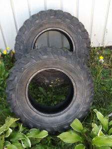 2 Bridgestone Dirt Hooks ATV Tires 25x10-12 $ 60.00
