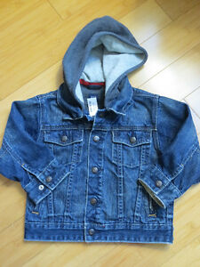 Boys Jackets - Size 4