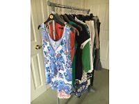 Maternity clothes bundle size 8 & 10 Excellent condition