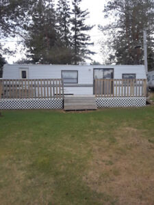 TRAILER FOR RENT -PINE HILLS CAMPGROUND- BRACKLEY