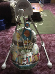 Great Condition Fisher price Swing