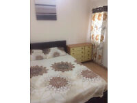 Double bed room in excellent condition and new furniture -- Female only